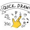 Google, Quick, Draw'da Çizilen Milyonlarca Kötü Çizimi Paylaştı!