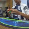 15 Yaşındaki Çocuk, Rubik Küp Çözmede Yeni Dünya Rekorunun Sahibi Oldu!
