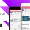 iPhone 8'e Hazırlık: iOS için Opera Mini Tamamen Yenilendi