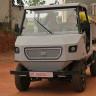 Arazi Şartlarında Kullanılmaya Uygun Ucuz Elektrikli Araba Üretildi