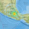 Meksika'da 7.1 Şiddetinde Deprem Oldu!