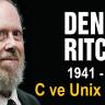 Bugün Dennis Ritchie'nin 3. Ölüm Yıldönümü