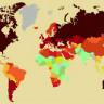 Dünyanın Sağlık Haritası Açıklandı: Türkiye En Sağlıksızlar Arasında!
