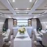 Bilet Fiyatı 18 Bin Dolardan Başlayan '5 Yıldızlı' Uçak: Crystal Lake