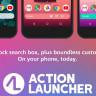 Action Launcher, Pixel 2 Tarzı Arama Çubuğuna Sahip Oldu!