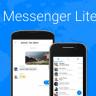 Facebook Messenger'ı Kullanmayı Bırakmanız İçin Tonla Sebep Sunan Uygulama: Messenger Lite