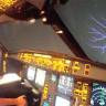 THY Uçağı 12 Bin Metrede Yıldırımın İçinden Geçti!
