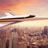 'Concorde'un Oğlu' Lakaplı Süpersonik Jet İlk Test Uçuşunu Yaptı!