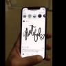 iPhone X'da Instagram Böyle mi Görünecek?