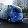 Daimler, Tesla'dan Önce Yeni Tam Elektrikli Kamyonu Vision One'ı Tanıttı!