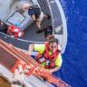 Okyanusta Kaybolduktan 5 Ay Sonra Bulunan İki Kadının Kurtarılma Anına Ait Video