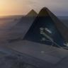 Bilim İnsanları, Büyük Giza Piramidi'nin İçinde Gizli Bir Yapı Keşfettiler!