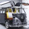 Volkswagen'den Geleceğe Dönüş Temalı Minibüs (fiyatı biraz tuzlu)