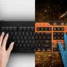 Logitech'in VR Teknolojisi İçin Geliştirdiği Fütüristik Klavye