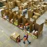 Amazon'a Rekor Zarar ve Grev Şoku