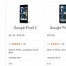 Google'a Telefon Karşılaştırma Özelliği Geliyor!