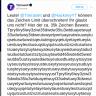 Twitter'ın 140 Karakter Limiti, 35 Bin(!) Karakterli Tweetle Kırıldı!