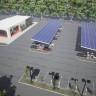 Tesla'nın Güneş Enerjili Şarj İstasyonu İlk Defa Görüntülendi!