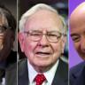Bill Gates, Jeff Bezos ve Warren Buffett'ın Serveti 160 Milyon Kişinin Toplam Servetinden Daha Fazla