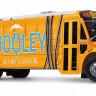 Daimler'den Full Elektrikli Okul Otobüsü 'Jouley'