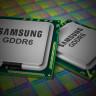 Samsung'un Yeni GDDR6 Bellekleri, 16Gbps İşlem Gücüne Sahip!
