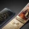 Samsung'un 'Amiral Gemisi' Kapaklı Telefonu Göründü!