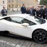 Papa Francesco'ya, Özel Üretim Lamborghini Hediye Edildi!