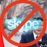Skype, Çin'deki Tüm Uygulama Mağazalarından Kaldırıldı!