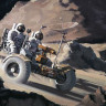 NASA, Apollo 16 Astronotlarının Ayda Araç Sürdükleri Videoyu Yayınladı!