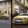 Snapchat'te Reklamların Tadı Değişti: BMW Reklamlarında Araçlar Gerçek Dünyaya Taşınıyor