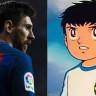 Tsubasa Ekranlara Geri Dönüyor: Bu Sefer Rakipleri Messi ve Ronaldo!