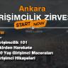 Ankara Girişimcilik Zirvesi Start Now 24 Aralık'ta!