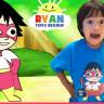 6 Yaşındaki Ryan, YouTube'dan Yılda 11 Milyon Dolar Kazanıyor