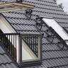 Çatı Katında İnziva Vakti: Açıldığında Balkona Dönüşen Pencere Tasarımı!