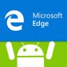 Microsoft Edge Beta Sürümü  Android'de 1 Milyondan Fazla İndirildi