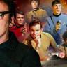 Quentin Tarantino'nun Star Trek'i +18 Olarak Vizyona Girecek!