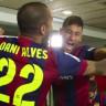 Barcelonalı Oyuncuların FIFA 2015 Maçı