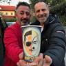 Karton Bardaklara Yaptığı Resimlerle Fenomen Olan Türk Sanatçıdan Muhteşem Eserler!