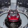Elon Musk Mars'ın Yörüngesine Göndereceği Tesla'nın Fotoğrafını Yayınladı!