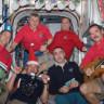 Yeryüzünden 400 KM Uzaklıktaki Uluslararası Uzay İstasyonu'nda Yeni yıl Böyle Kutlanıyor!