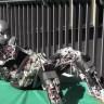 İnsan Gibi Egzersiz Hareketleri Yapıp Terleyen Robotlarla Tanışın!