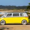 Volkswagen'in Efsane Minibüsü Elektrikli Modeliyle Geri Dönüyor!