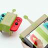 Nintendo, Switch'i Karton Oyuncaklara Dönüştüren Nintendo Labo'yu Duyurdu!