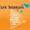 Türk Telekom'dan Abonelerine 30GB'a Kadar İnternet Hediye Eden Kampanya!