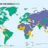 Dünyanın En Özgür Ülkeleri Açıklandı! Türkiye Listenin Neresinde?