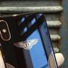 iPhone X'un Sınırlı Sayıda Üretilen Altın Kaplama Modeli: Bentley Edition