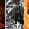 Erdal Şef, Nusret Gibi Et Pişirmeye Çalışırken Ortalığı Duman Etti!