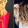 McDonald's Patatesi Yemek Kelliğe Çözüm Oluyor İddiası (Olmuyor)