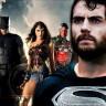 Justice League'den Silinen Superman'in Siyah Kostüm Sahnesi Yayınlandı