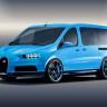 Dünyaca Ünlü Lüks Otomobil Markaları Minivan Üretseydi Nasıl Görünürdü?